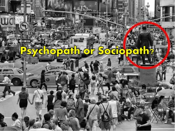 What's Your Psychopath-Sociopath Balance?