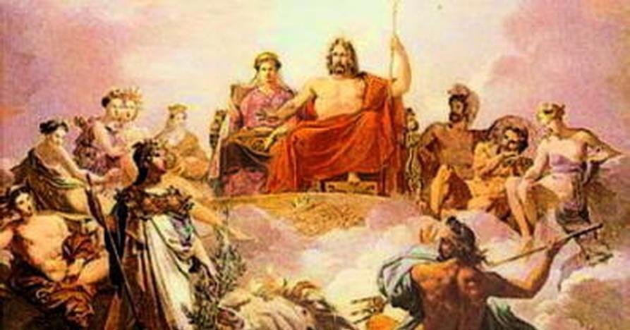 Olympens gudar