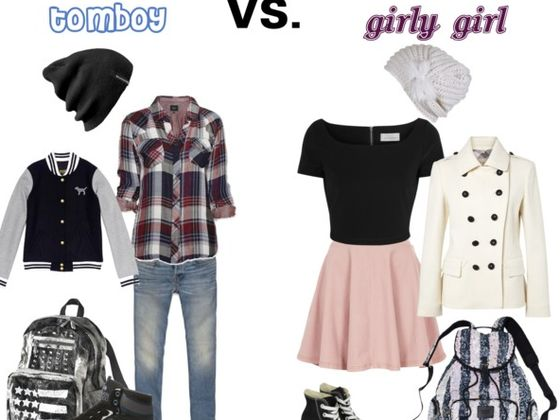 Am ia tomboy or a girly girl
