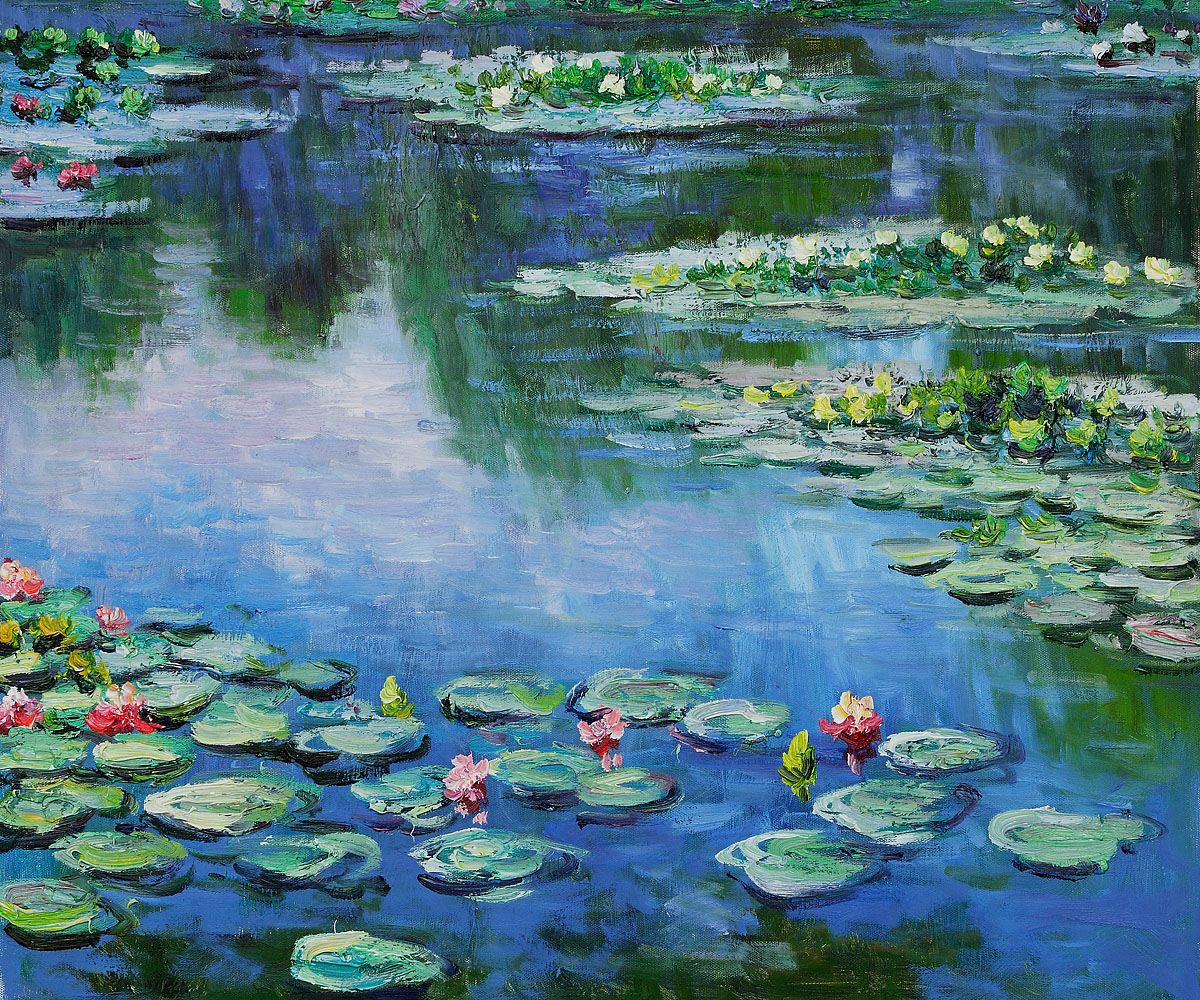 Claude Monet Water Lilies Essay Student Name Instructors Course Title May 29 2015 Monets
