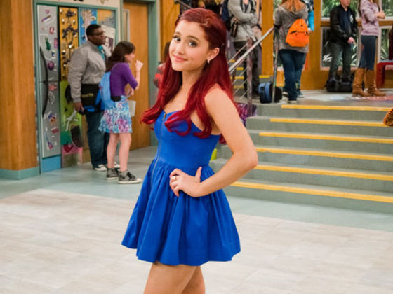 Ariana Grande Brown to Red Hair  YouTube