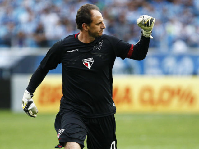 2º - Rogério Ceni - 112 gols