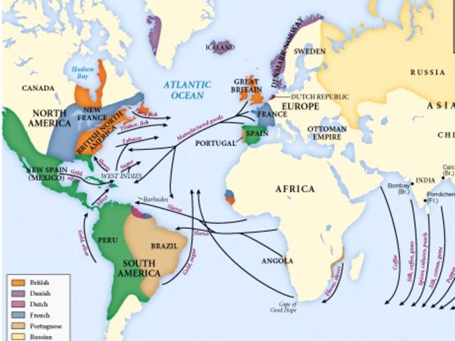 triangular trade essay question Dbq trade and interaction answerspdf  document-based essay questions dbq 1:  dbq 9: trade and interaction  interaction the triangular trade.