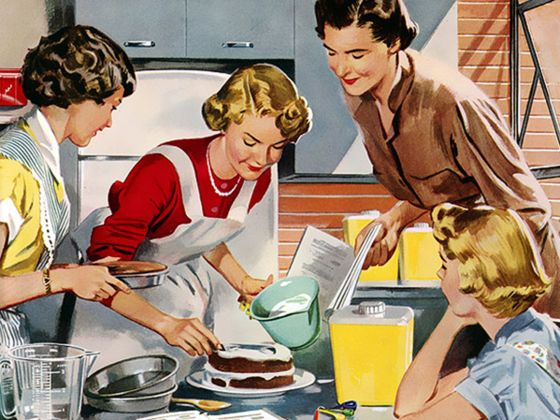What Type Of 1950s Housewife Would You Be?