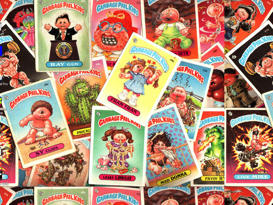 What ORIGINAL Garbage Pail Kid Are You??