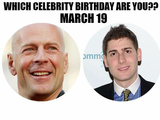 March Celebrity Birthdays! | Fandango