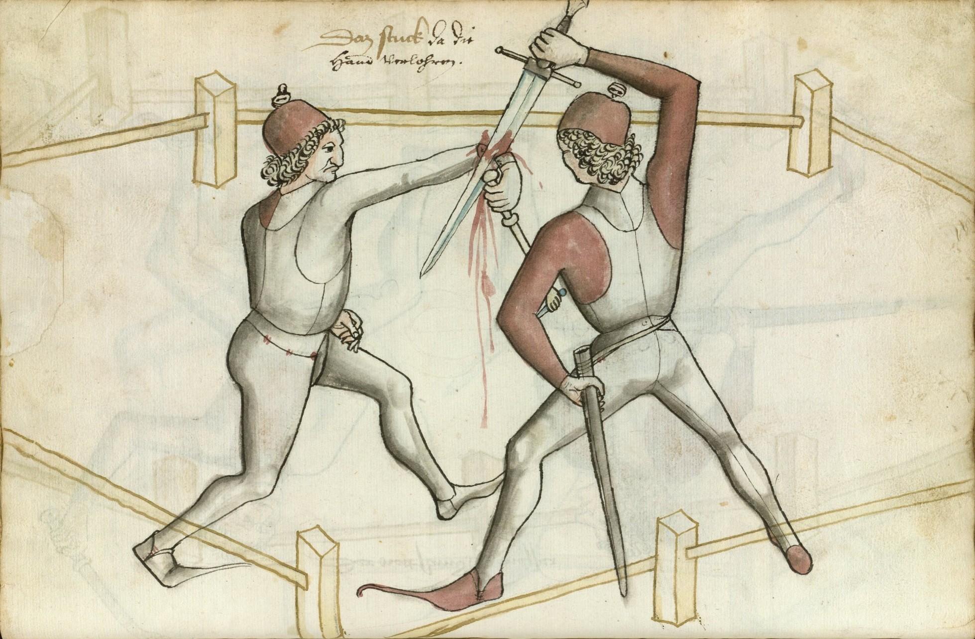 大相逕庭的技擊重點─與新西蘭的HEMA 朋友練習[Lancelot Chan] - Lancelot Chan - RSW(擬真兵器)研究室