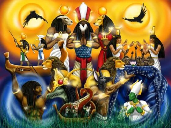 Which Egyptian God/Goddess Are You? | Playbuzz