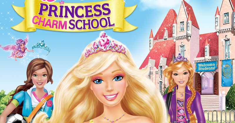 """Как хорошо ты помнишь героев мультфильма """"Барби: Академия ..."""