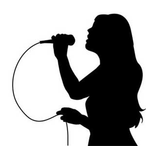 Katy Perry Silhouette