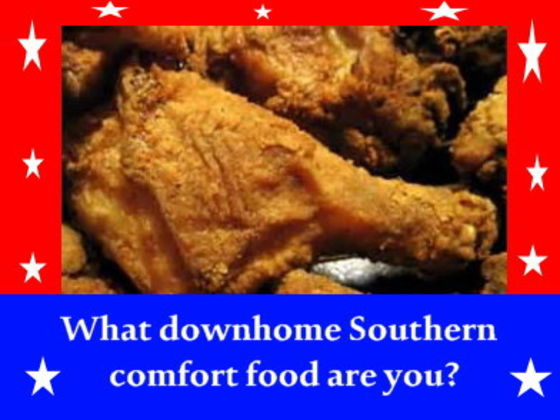 what is your comfort food and why essay