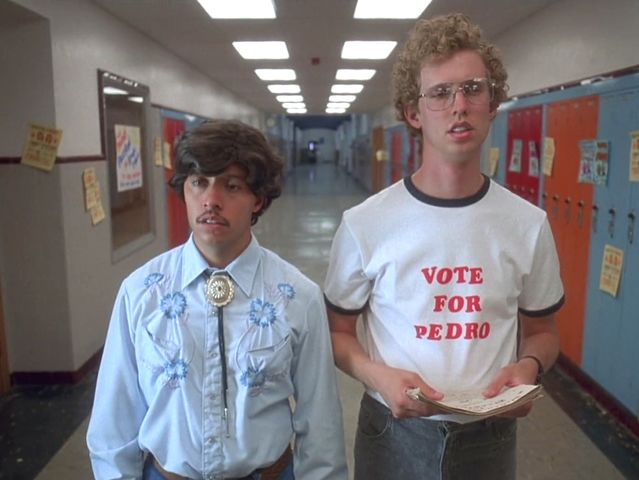 Your Mom Goes To College Quote: Who Said It: Napoleon Dynamite Edition