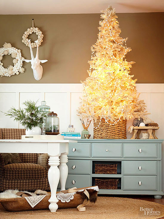 21 Creative Christmas Tree Decoration Ideas   Playbuzz