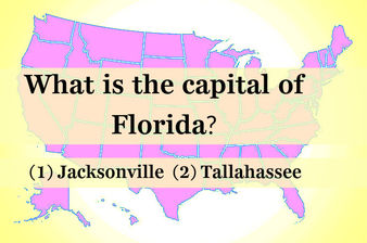 Only 4% Of American Millennials Know The Capitals Of These 25 US States