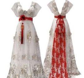 disney princess themed wedding dresses