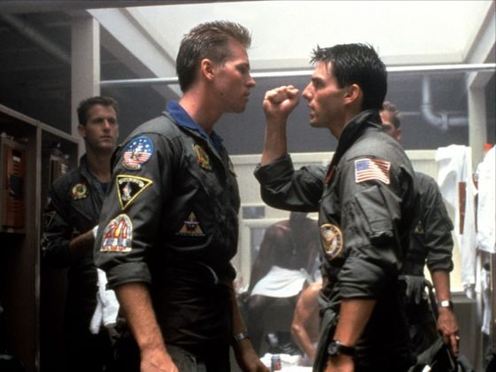 Which Top Gun Character Are You?