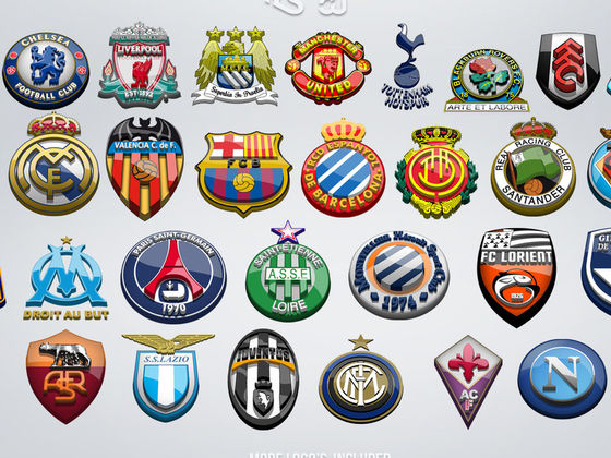 which football club has the best badge playbuzz. Black Bedroom Furniture Sets. Home Design Ideas
