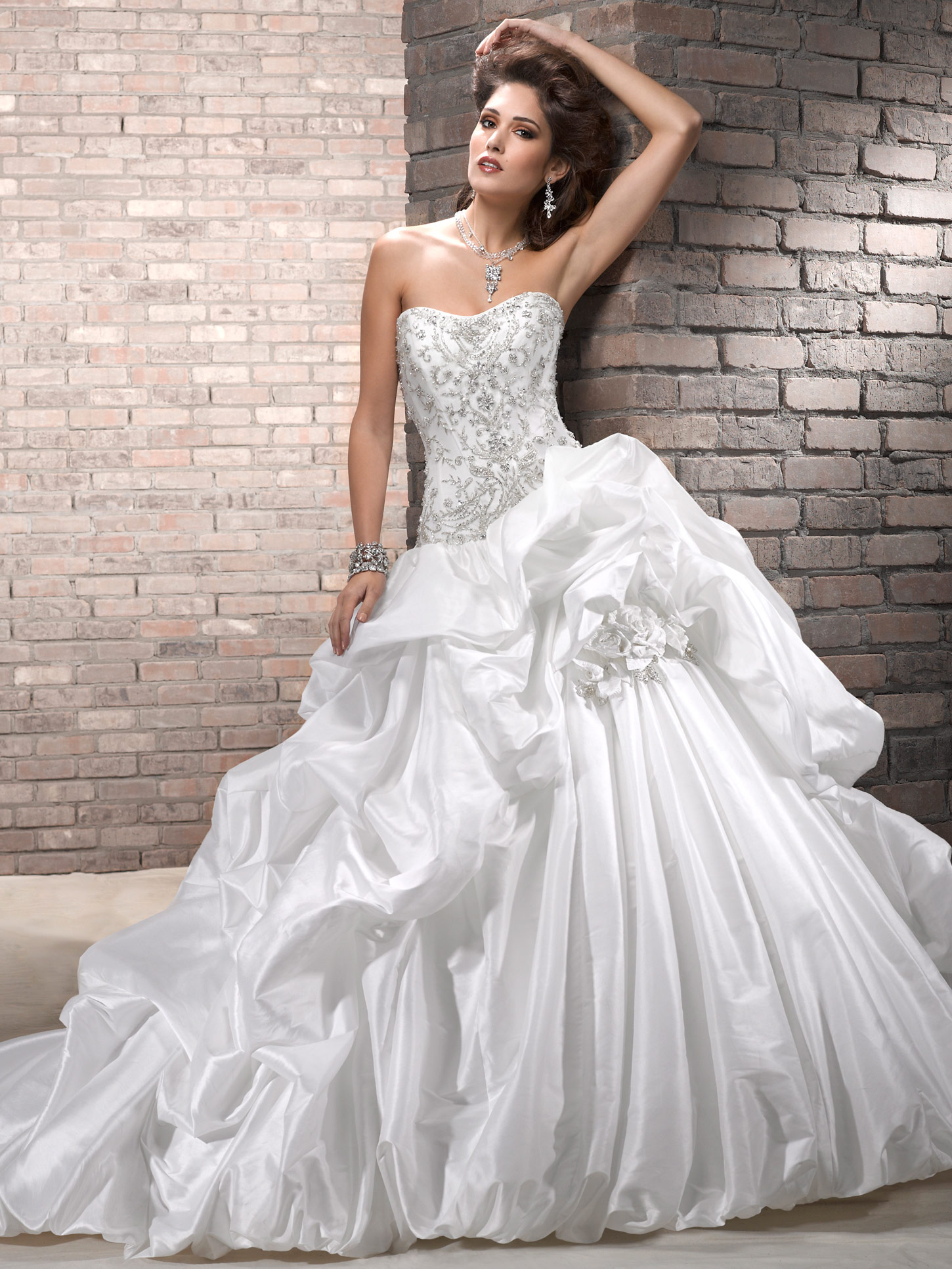 What will your future wedding dress look like? | Playbuzz