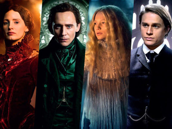 Which Crimson Peak Character Are You?