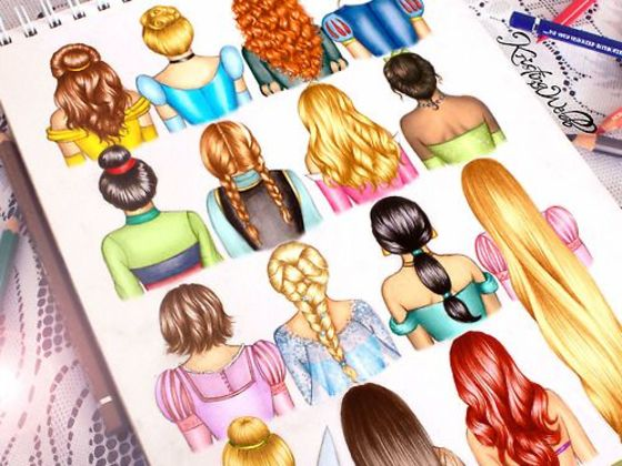 What Is Your Princess Hairstyle? | Playbuzz