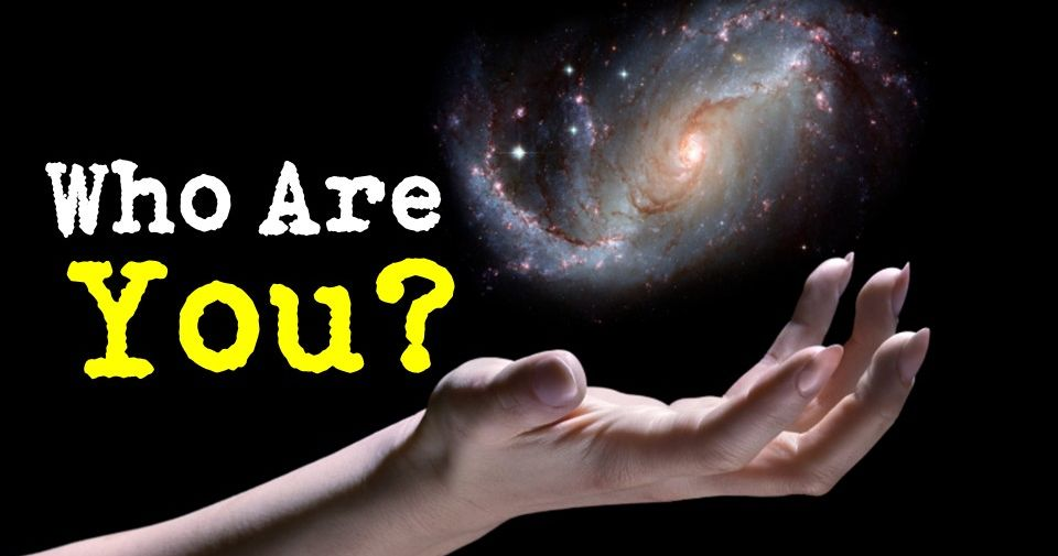 how to answer the philosophical question who are you