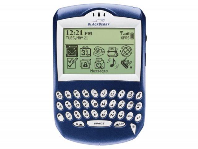 BlackBerry 6210 (2003)