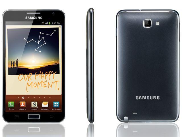 Samsung Galaxy Note (2011)
