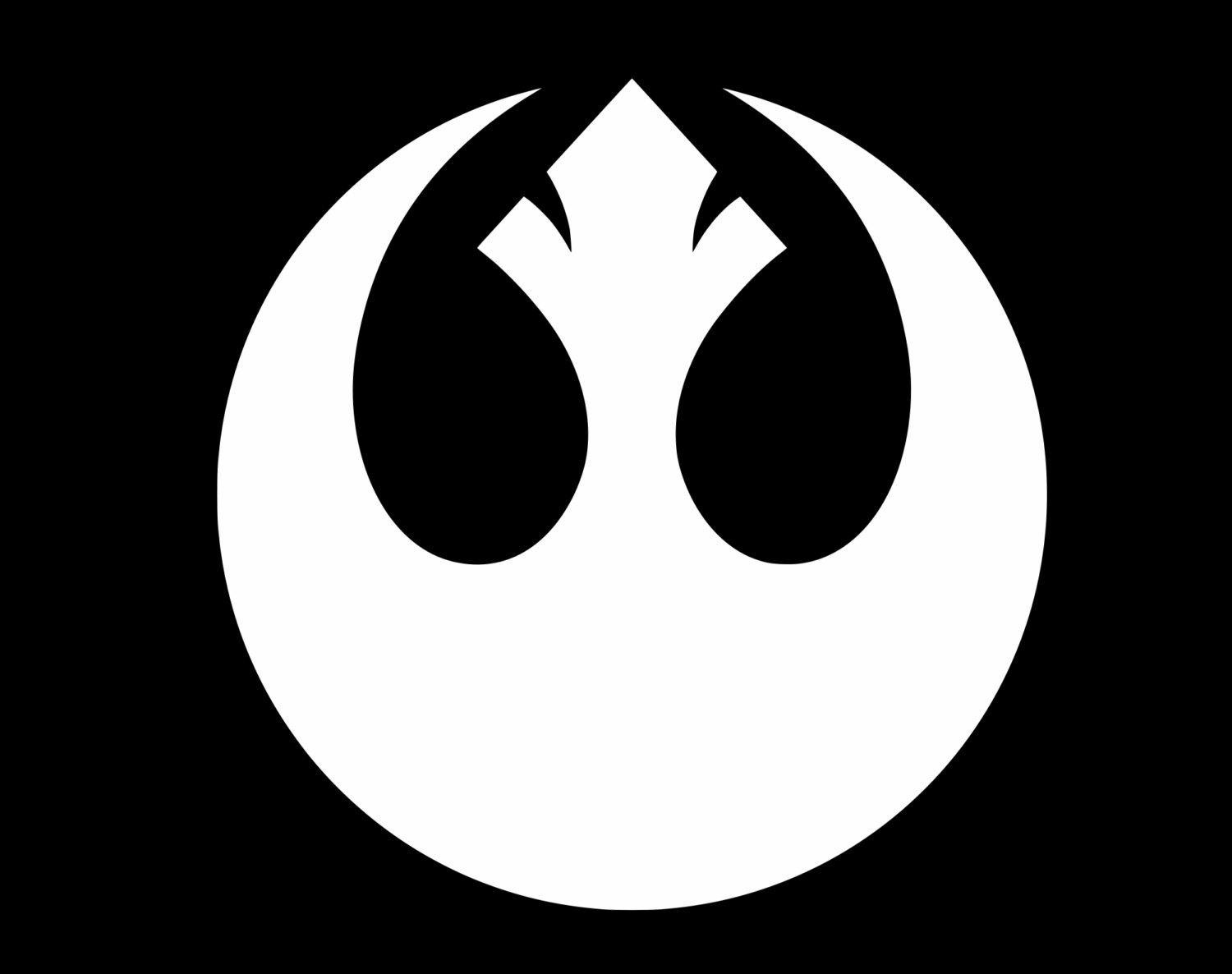 star wars rebel logo vector wwwimgkidcom the image