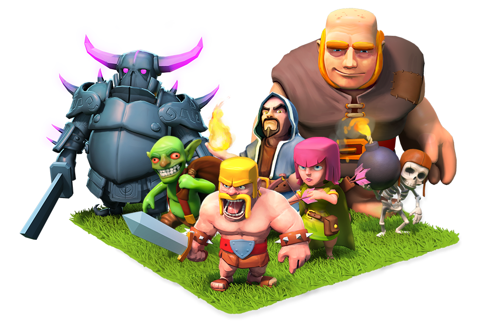 Which clash of clans troop are you playbuzz publicscrutiny Image collections
