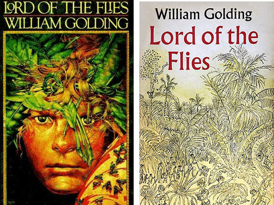 the story of the boys at the island in william goldings book lord of the flies