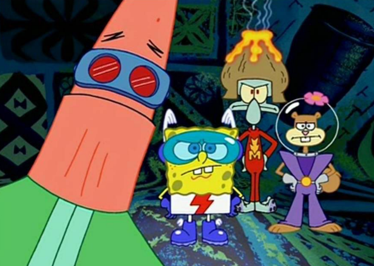 Can you match the movie to the spongebob squarepants meme playbuzz