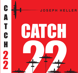 Love at first sight of catch 22 by joseph heller