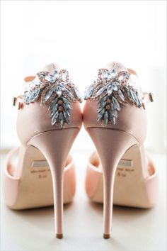 Let S Create Your Dream Wedding Playbuzz Blush Pink Shoes Luxury