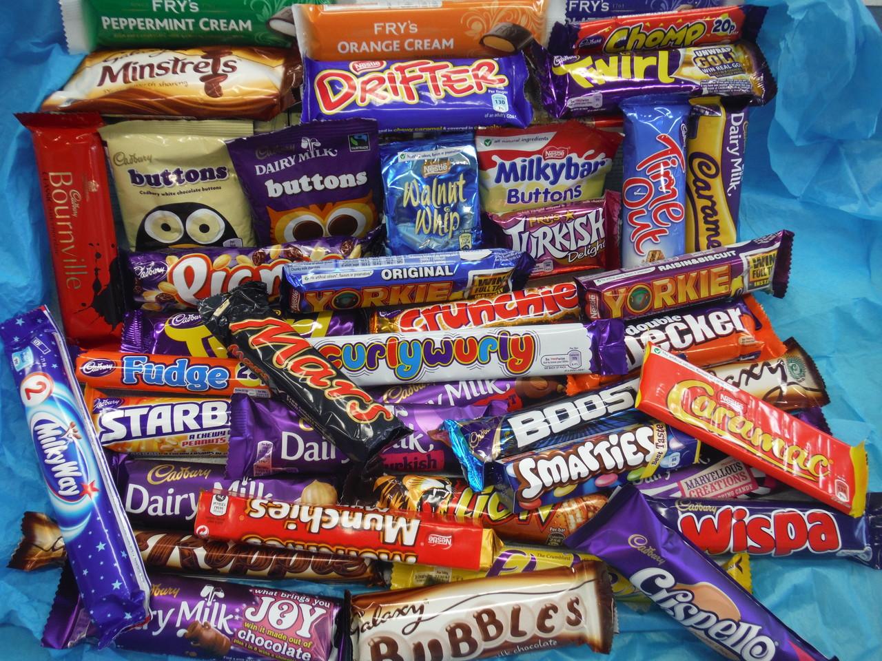 British Chocolate Bars - Pumpkin Chocolate Chip Cookies