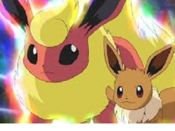 which evolution of eevee are you