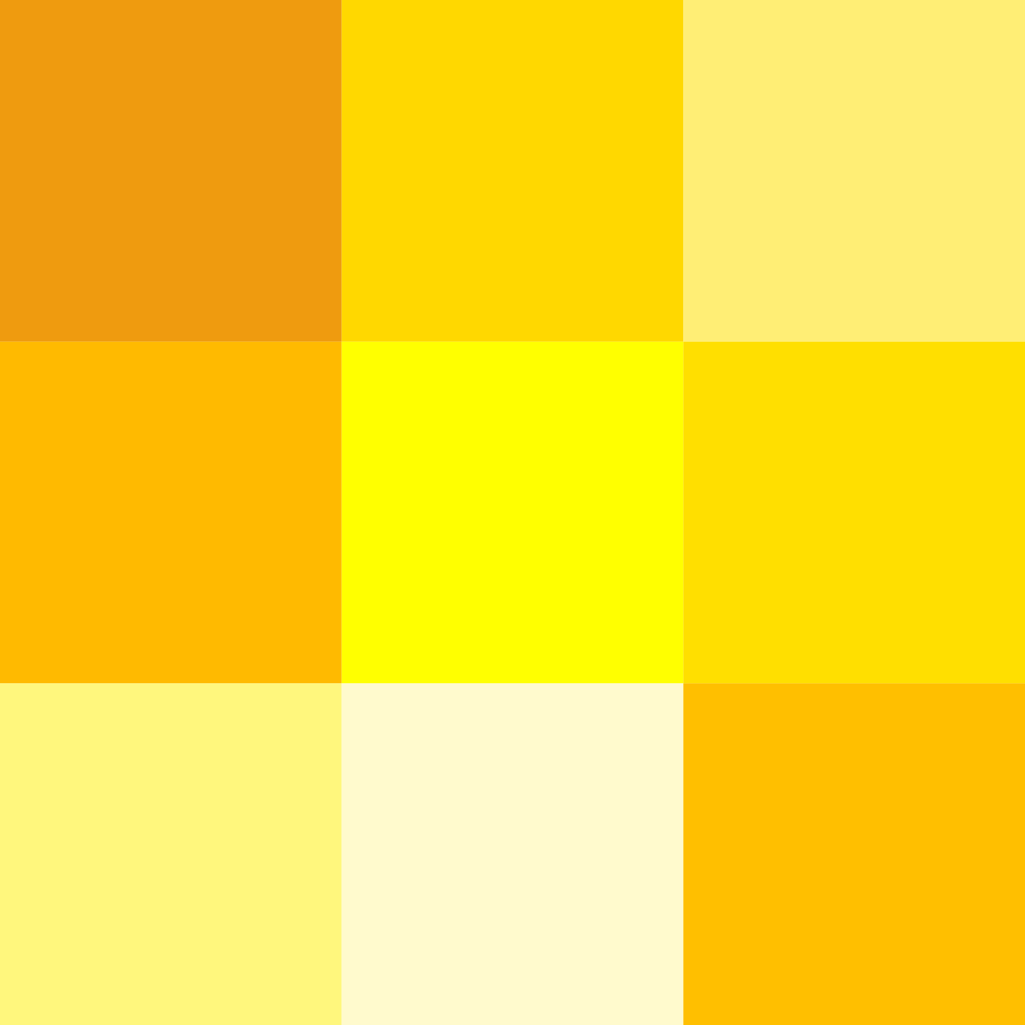 Colors Of Yellow what color is your happiness? | playbuzz