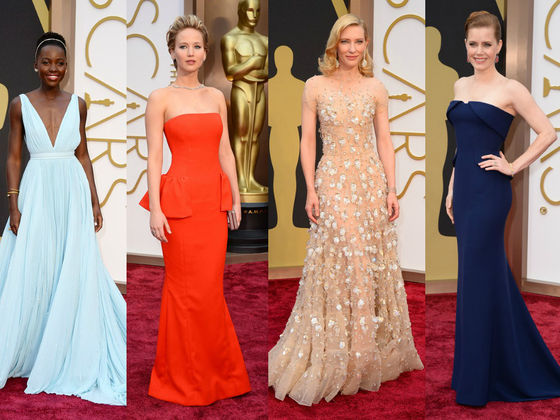 What Is Your Oscars Red Carpet Dress Style?