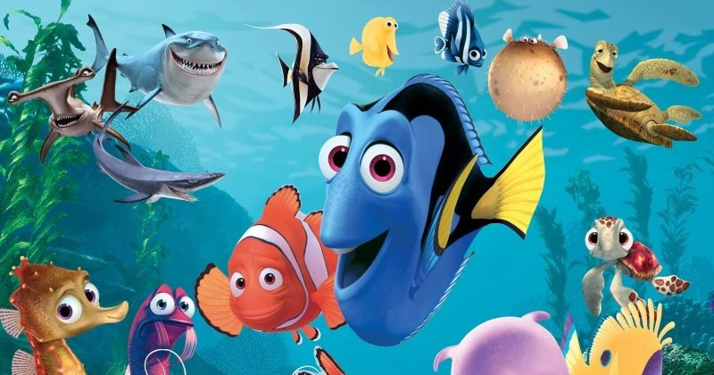What kind of ocean animal are you playbuzz for Finding nemo fish names