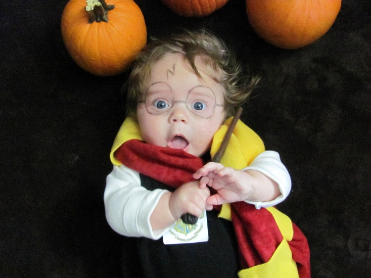 10 Times Parents Were Winning With Their Babyu0027s  Harry Potter  Costume | Playbuzz  sc 1 st  Playbuzz & 10 Times Parents Were Winning With Their Babyu0027s