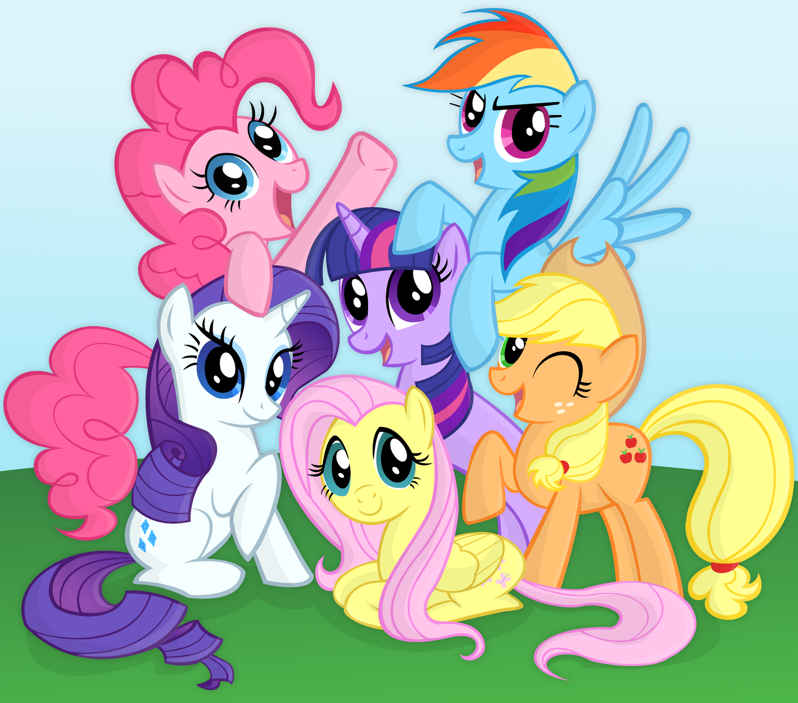 What is your favorite My Little Pony character? | Playbuzz
