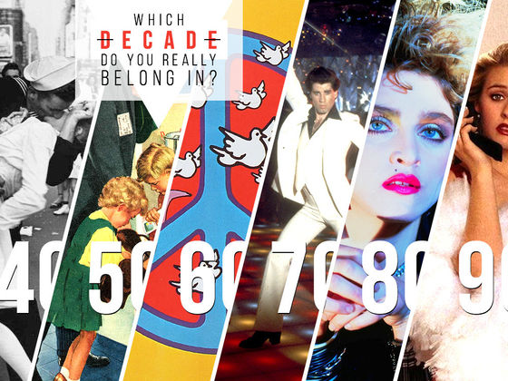 Which Decade Do You Belong In Playbuzz