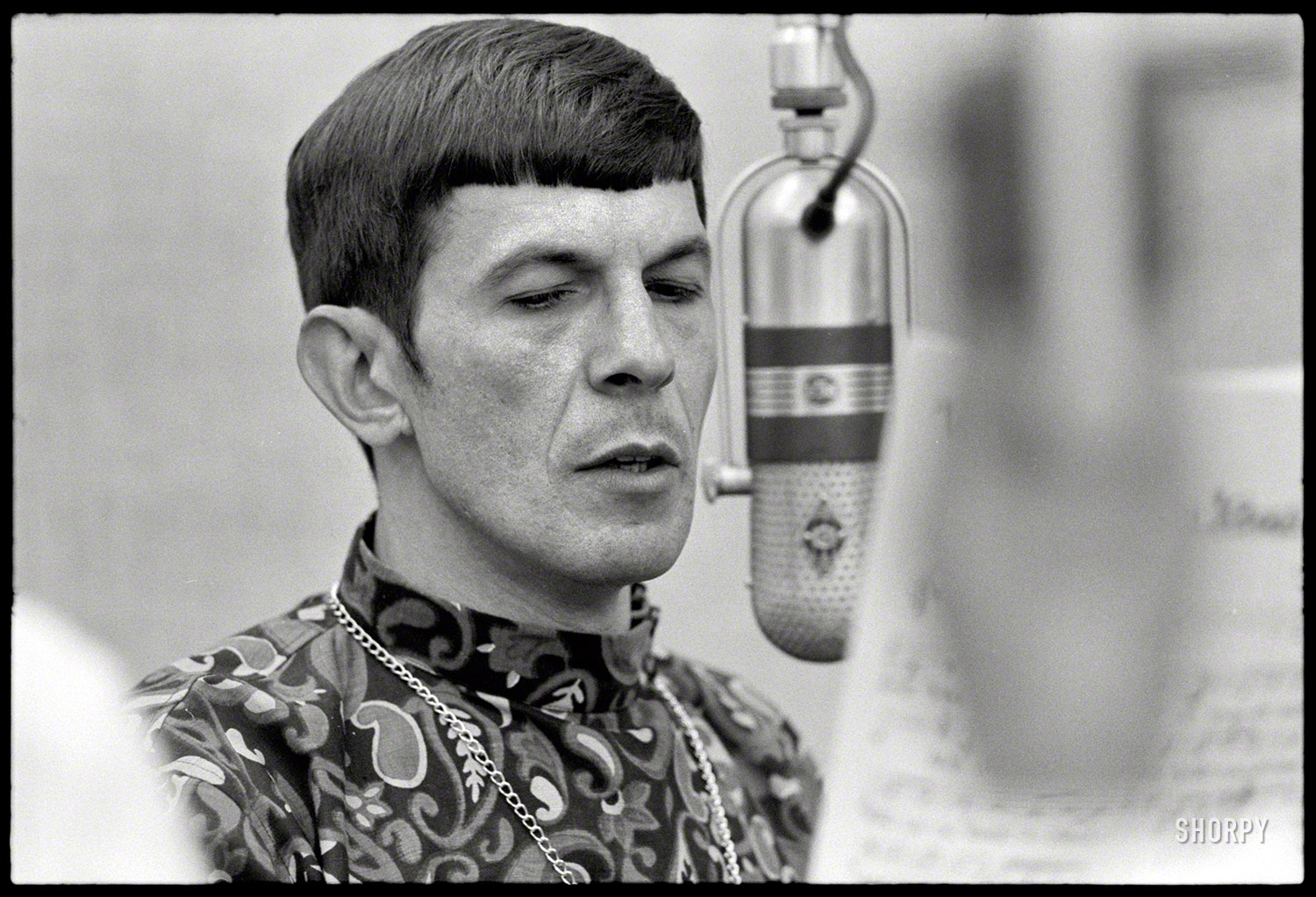 leonard nimoy official site