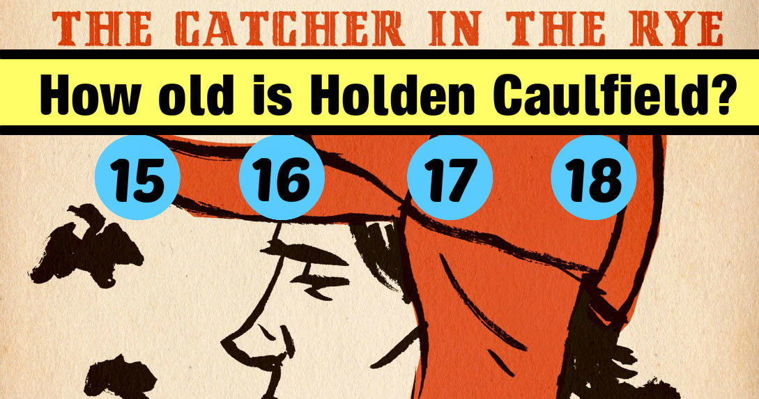 holdens fear of change in the catcher Today, you know this book as 'the catcher in the rye,' a major 20th-century classic, a story that has been translated into almost all the world's major languages and has found recognition among.