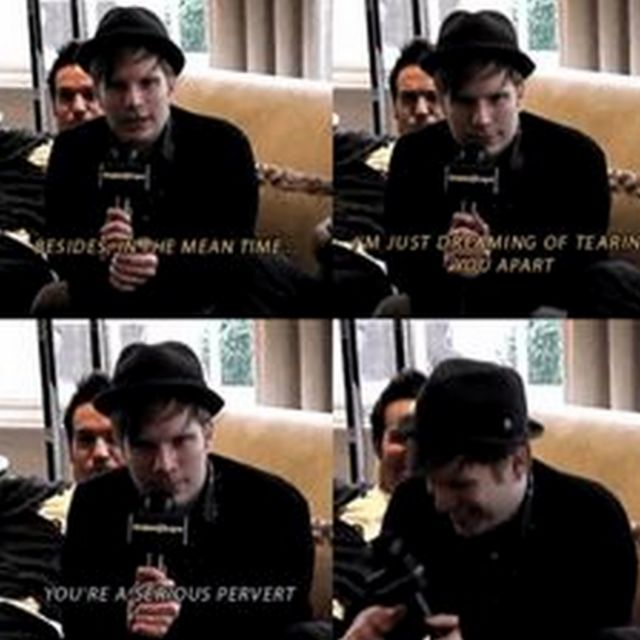 how did the members of fall out boy meet