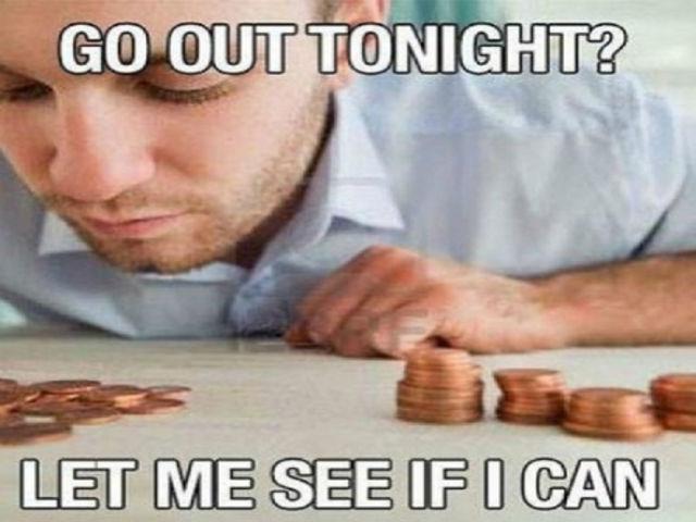 You take budgeting seriously.