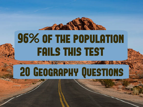 Only Of The Population Can Pass This Geography Test Playbuzz - Geography test