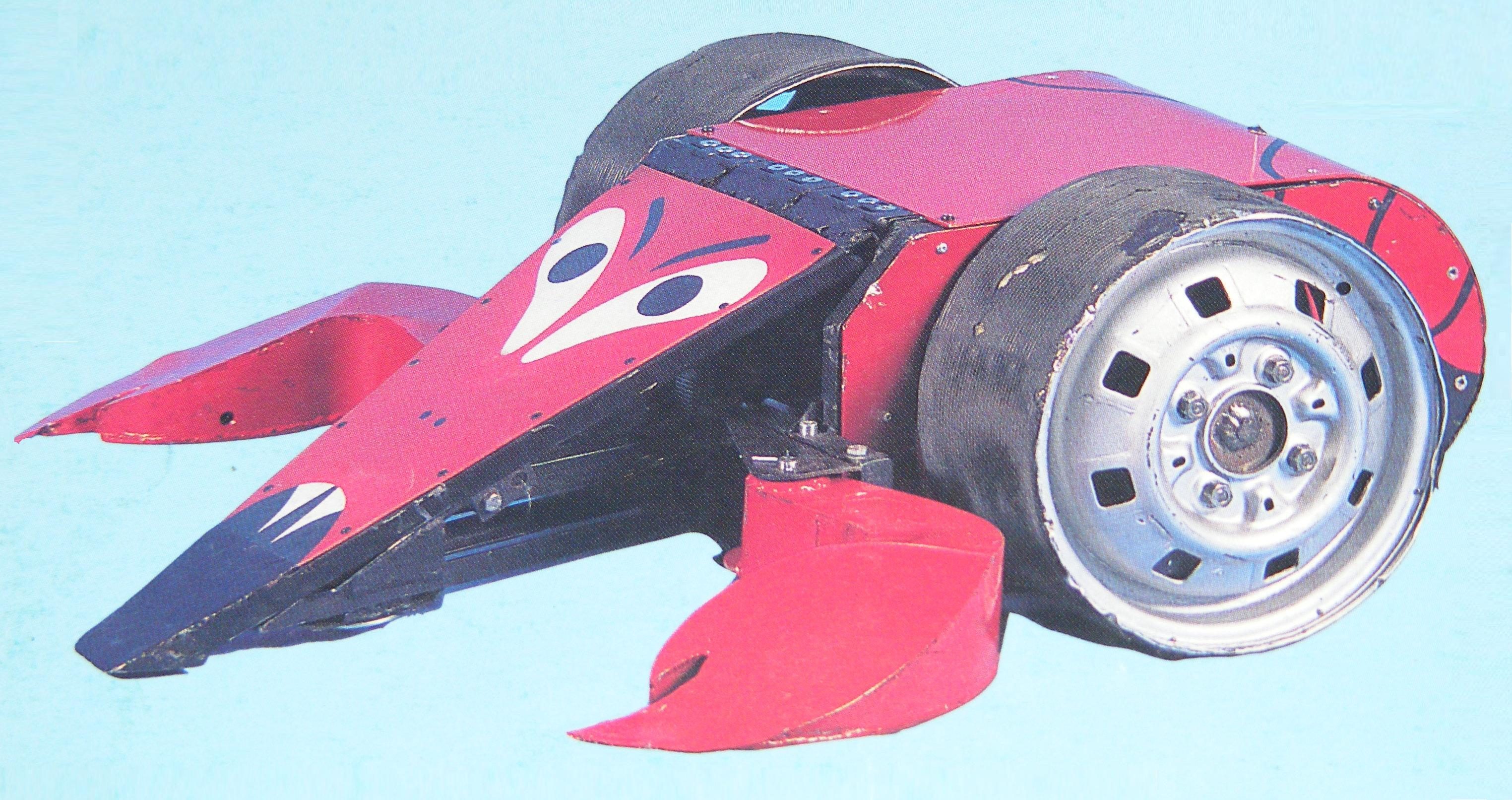 can you remember the names of these robot wars competitor robots