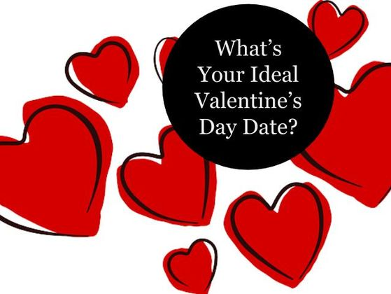Whatu0027s Your Ideal Valentineu0027s Day Date?