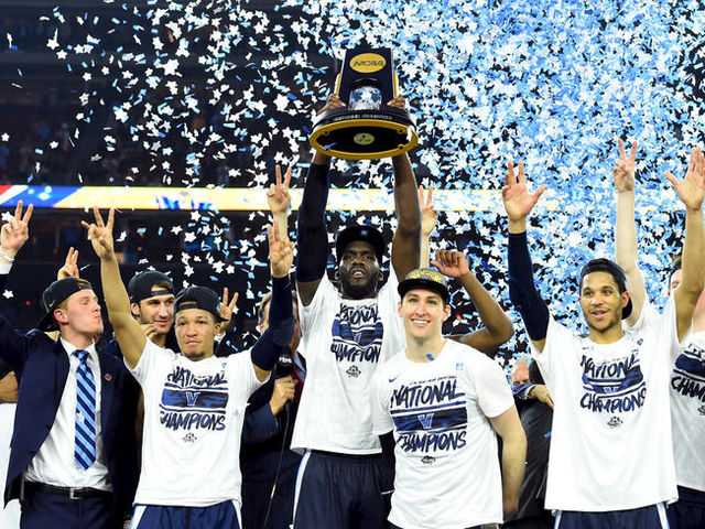 Villanova won one of the best National Championship games of all-time. Who hit the buzzer-beater 3 pointer to seal it?