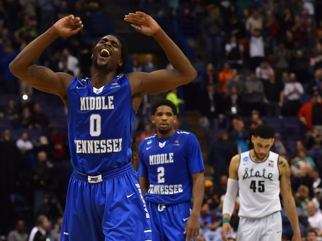 Middle Tennessee never trailed in the game and pulled off an upset for the ages.